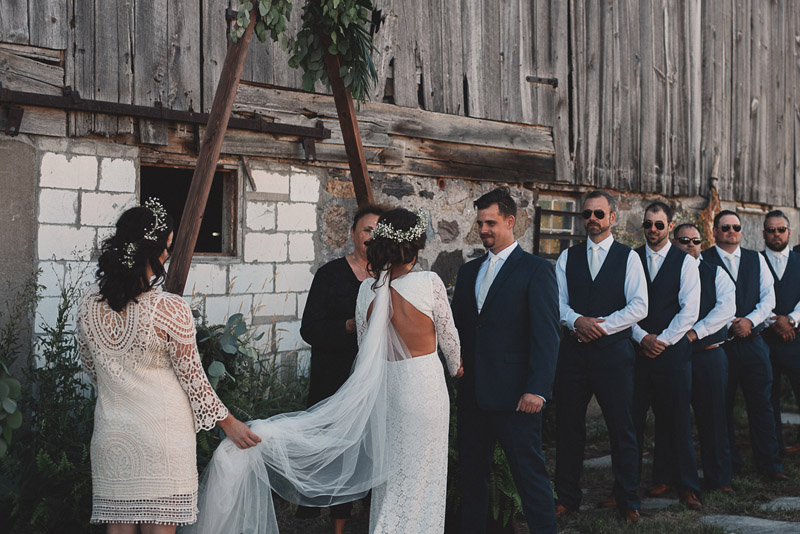 Collingwood Wedding Photographers