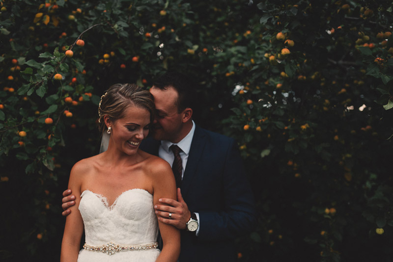 Blair Kitlar and Mathieu Sneddon Wedding